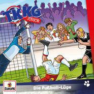 TKKG Junior - Die Fußball-Lüge (Hörspiel)