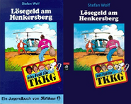 Lösegeld am Henkersberg - beide Cover