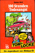 Cover 100 Stunden Todesangst