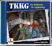 216 - Das Geheimnis im Jagdschloss - CD-Cover