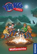 TKKG Junior Cover - Wolfsnächte