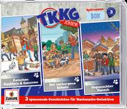 Cover - Spürnasen-Box 3 - 3 CDs