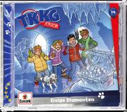 TKKG Junior 14 - Eisige Diamanten (Hörspiel)