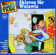 CD-Cover Sklaven für Wutawia