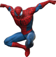 Spider Man (Marvel vs Capcom Infinity)