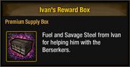 Tlsdz ivan's reward box