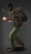 Survivor artic machete