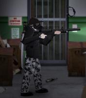 Survivor with Suppressed M4A1