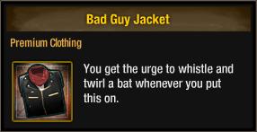 Bad Guy Jacket