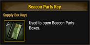 Beacon Parts Key