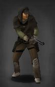 Survivor with AE-50