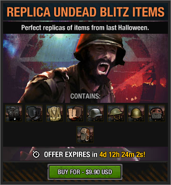 Replica Undead Blitz Items package.png