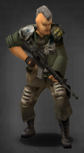 Survivor - M16A2