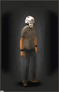 Operation Whiteout Head Gear equipped male