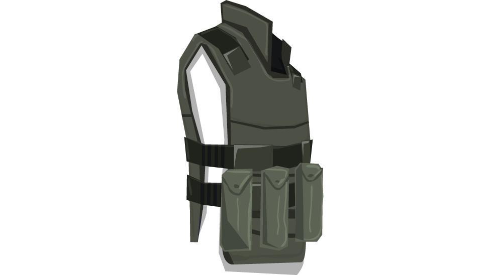 Kevlar Vest - Army.jpg