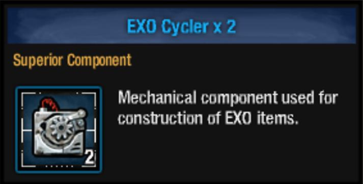 EXO Cycler