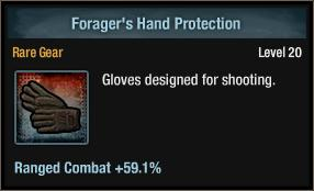 Forager's hand protection.JPG