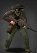 Survivor suppress xmr15
