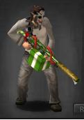 Survivor green gun.png