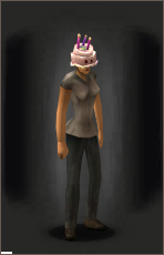Cake Hat equipped female.png