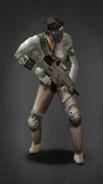 Survivor xmr15 scoped