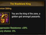 The Wasteland King