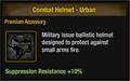 Tlsdz combat helmet - urban