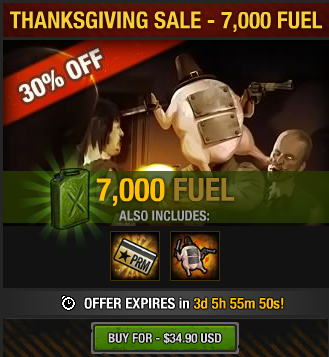 Thanksgiving Sale 2016 - 7000 fuel.png