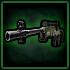Scoped Sportshot Rifle