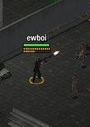 M240 shoot