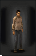 Tactical Camo Shirt - Desert equipped male