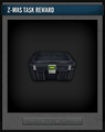 Z-Mas Hunt Reward Box unopened