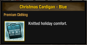 Christmas Cardigan
