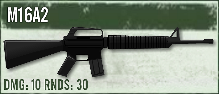 M16A2 (TLS:UC)