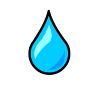 641px-Water Droplet Pin.png
