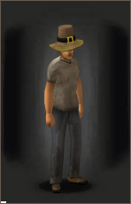 Prosperous Pilgrim's Hat equipped male.png