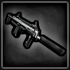 Suppressed MP7