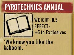 Pyrotechnics Annual
