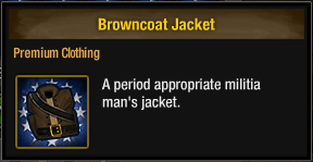 Browncoat Jacket