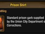 Prison Shirt