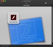 Flash Player macOS dmg
