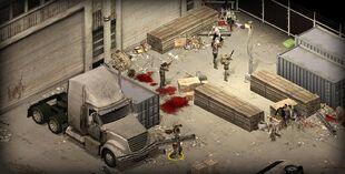 Depot early screenshot