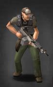 Holding M240