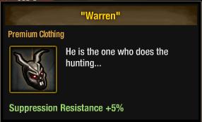 """""""Warren"""""""