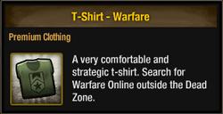 T-Shirt - Warfare.png