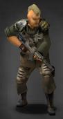 Survivor - CR-553 - Suppressed
