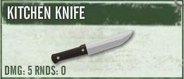 Kitchen Knife (TLS:UC)