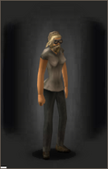 Scavenger Wrap equipped female
