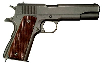 M1911 Pistol (overview)