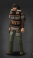 Survivor combat armor